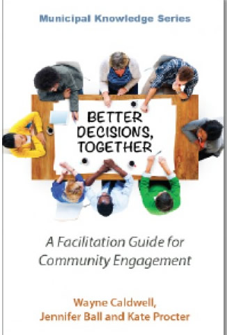 Book cover, Making Better Decisions Together