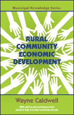 Book cover, Rural Community Economic Development